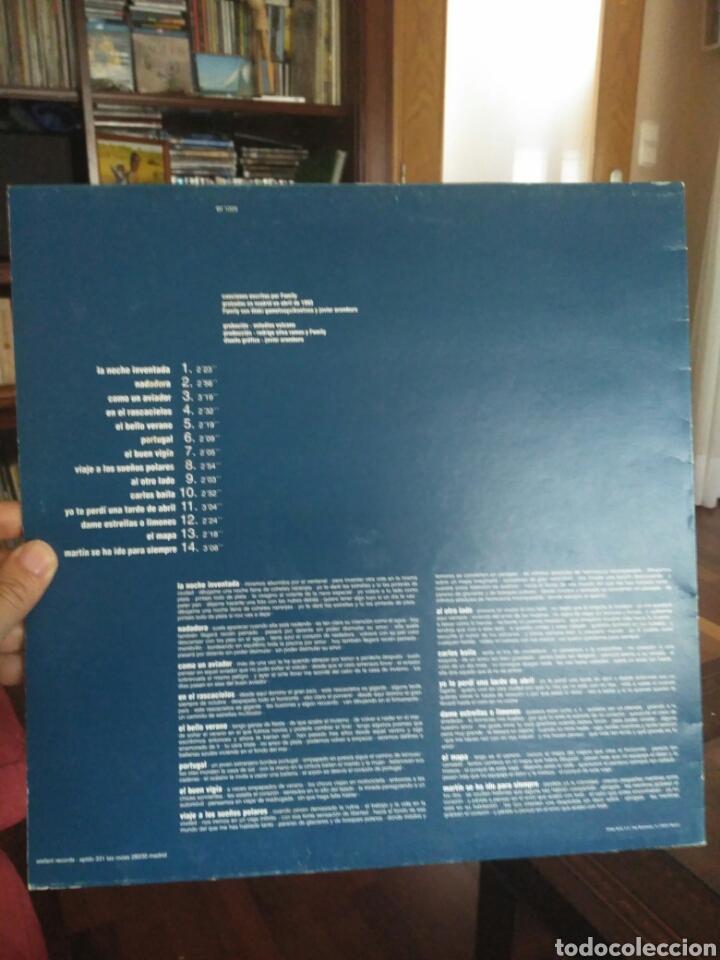 Discos de vinilo: Family Un soplo en el corazón er 1009 1993 contraportada con las letras - Foto 2 - 86438826