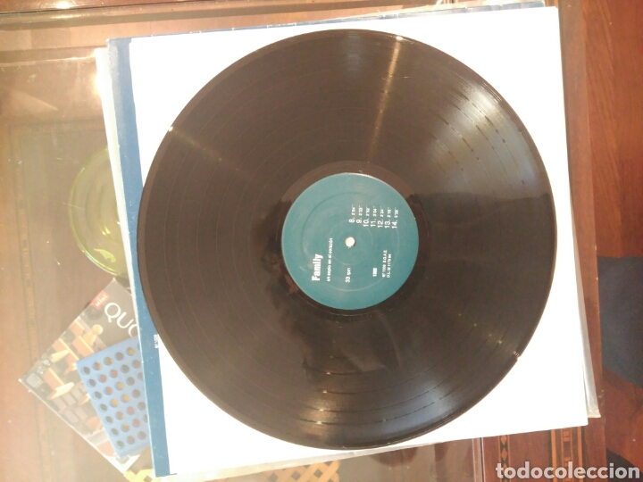 Discos de vinilo: Family Un soplo en el corazón er 1009 1993 contraportada con las letras - Foto 10 - 86438826