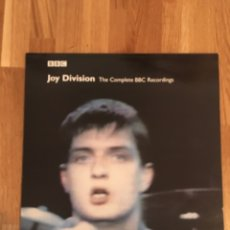 Discos de vinilo: JOY DIVISION - THE COMPLETE BBC RECORDINGS - MINT. Lote 86475146