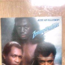 Dischi in vinile: IMAGINATION -JUST AN ILLUSION-MX 1982/DISCO-DANCE/VG+. Lote 86515040