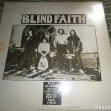 Discos de vinilo: BLIND FAITH - BLIND FAITH LP - ORIGINAL U.S.A. - ATCO RECORDS 1969 - STEREO -. Lote 86516488