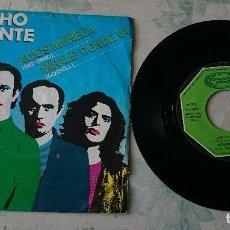 Discos de vinilo: MONCHO ALPUENTE Y LOS KWAI: ADIÓS MUÑECA / MIRALE DONDE VA (MOVIEPLAY 1980). Lote 86520540