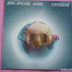 Discos de vinilo: JEAN MICHEL JARRE,OXYGENE EDICION ESPAÑOLA DEL 77. Lote 218422901