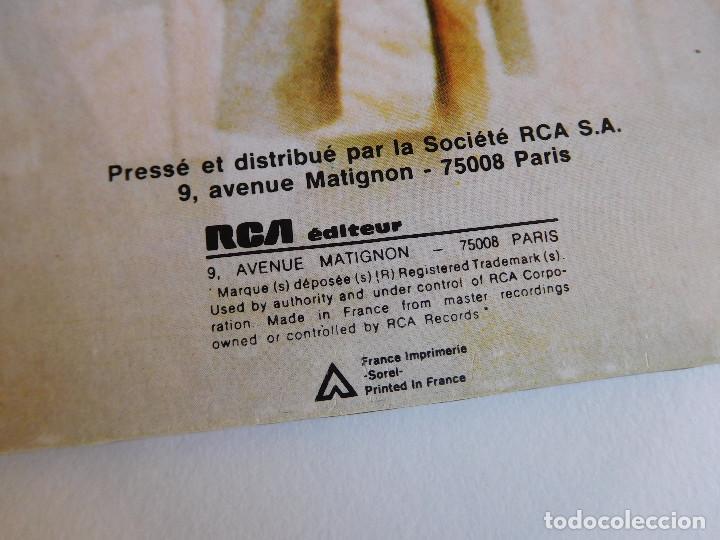 Discos de vinilo: Scorpions. 2 LP. Tokyo Tapes. Edición francesa. RCA International 1978 - Foto 4 - 86543844