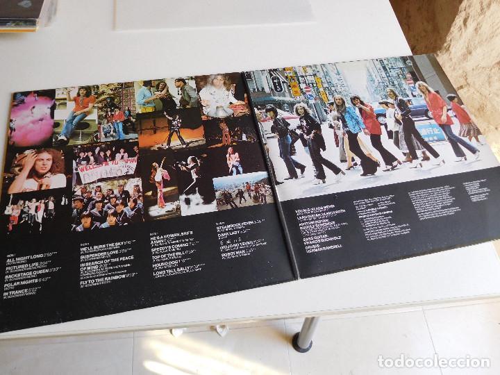 Discos de vinilo: Scorpions. 2 LP. Tokyo Tapes. Edición francesa. RCA International 1978 - Foto 5 - 86543844