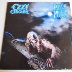 Discos de vinilo: OZZY OSBOURNE. LP. BARK AT THE MOON. EPIC 1983. Lote 86544780