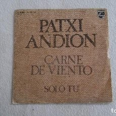 Discos de vinilo: PATXI ANDION. Lote 86545688