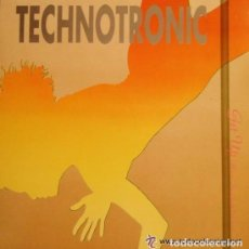 Discos de vinilo: TECHNOTRONIC - GET UP - MAX MUSIC - MAXI-SINGLE SPAIN 1989. Lote 86546480