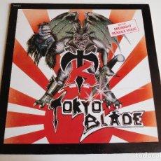Discos de vinilo: TOKYO BLADE. LP. S/T. EDICIÓN FRANCESA. BERNETT RECORDS 1984. Lote 86546580