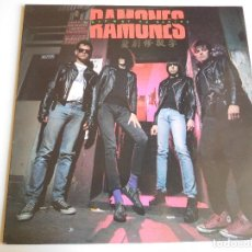 Discos de vinil: RAMONES. LP. HALFWAY TO SANITY. EDICIÓN ESPAÑOLA. ARIOLA 1987. Lote 86571400