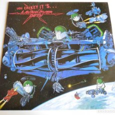 Discos de vinilo: LAWNMOWER DETH. LP. OHH CRIKEY IT´S. EARACHE RECORDS 1990. Lote 86572760