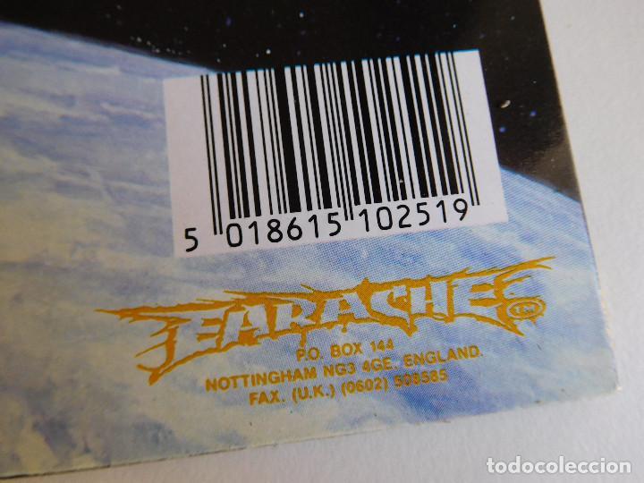 Discos de vinilo: Lawnmower Deth. LP. Ohh Crikey it´s. Earache Records 1990 - Foto 3 - 86572760