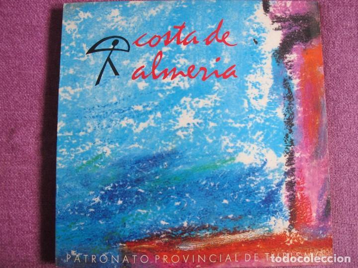 MAXI - COSTA DE ALMERIA - COSTA DE ALMERIA / A LA SOMBRA DE UN PITACO (Música - Discos de Vinilo - Maxi Singles - Grupos Españoles de los 90 a la actualidad)