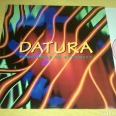 Discos de vinilo: DATURA FROM HERE TO ETERNITY. Lote 118494314