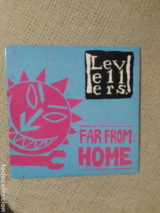 LEVELLERS FAR FROM HOME (NEW VERSION) EDICIÓN UK BRITÁNICA (Música - Discos - Singles Vinilo - Pop - Rock Internacional de los 90 a la actualidad)