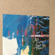 Discos de vinilo: XYMOX PHOENIX OF MY HEART WILD THING OUTRO - TWISTED. Lote 86610462