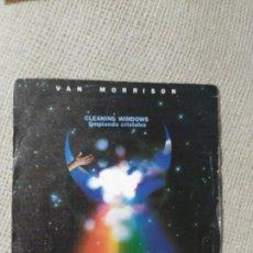 Discos de vinilo: VAN MORRISON CLEANING WINDOWS. Lote 86611946