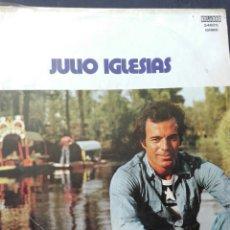 Discos de vinilo: JULIO IGLESIAS DISTRIBUYE ORLADOR. Lote 86617232
