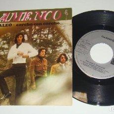 Discos de vinilo: FLAMENCO - ANDA JALEO / CORCHO CON CORCHO... - FLAMENCO. Lote 86622500