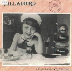 Disques de vinyle: MILLADOIRO - ESPADELADA DE PENOSIÑOS (SINGLE PROMO ESPAÑOL, CBS 1986). Lote 86629116
