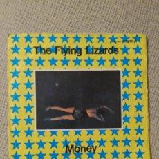 Discos de vinilo: FLYING LIZARDS MONEY. Lote 86642592