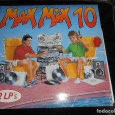 Discos de vinilo: MAX MIX 10. Lote 86645532