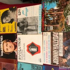 Discos de vinilo: LOTE VINILOS SINGLE. Lote 86663912