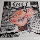 Discos de vinilo: EMILS. LP. ES GEHT UNS GUT. WE BITE RECORDS 1989. Lote 86664736