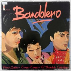 Discos de vinilo: MAXI-SINGLE - BANDOLERO - PARIS LATINO - VIRGIN - 1983. Lote 86664936
