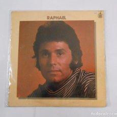 Discos de vinilo: RAPHAEL. LP. TDKDA36. Lote 86665132