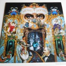 Discos de vinilo: MICHAEL JACKSON. 2 LP. DANGEROUS. EDICIÓN ESPAÑOLA. EPIC 1991. Lote 86674136