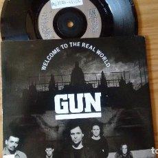 Disques de vinyle: SINGLE (VINILO) DE GUN AÑOS 90. Lote 86675624