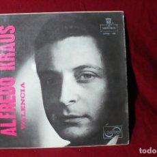 Discos de vinilo: ALFREDO KRAUS /VALENCIA /LOS GAVILANES /AMAPOLA /LA PÍCARA MOLINERA / MONTILLA EPFM-101 / 1959.. Lote 86696096
