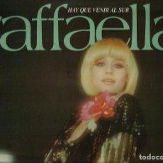 Disques de vinyle: RAFFAELLA CARRA. LP. SELLO CBS. EDITADO EN ESPAÑA. AÑO 1977. Lote 86712204