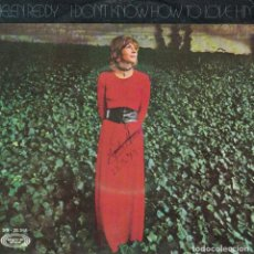 Discos de vinilo: HELEN REDDY - I DON'T KNOW HOW TO LOVE HIM / I BELIEVE IN MUSIC (SINGLE ESPAÑOL, MOVIEPLAY 1971). Lote 86712316