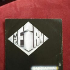 Discos de vinilo: THE FIRM RADIOACTIVE - TOGETHER. Lote 86719887