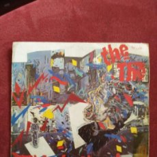 Discos de vinilo: THE THE THIS IS THE DAY (SIN CARA B). Lote 86720046