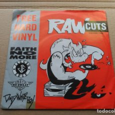 Discos de vinilo: EP PROMO VARIOUS - RAW CUTS VOLUME TWO - UK 1991 VG+ . Lote 86729024