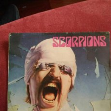 Discos de vinilo: SCORPIONS CAN'T LIVE WITHOUT YOU - ALWAYS SOMEWHERE. Lote 86737010