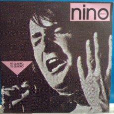 Discos de vinilo: NINO BRAVO -TE QUIERO TE QUIERO - NUEVO PROMO. Lote 86737400