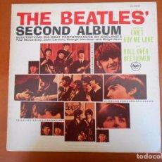 Discos de vinilo: F-28 DISCO LP JAPONÉS THE BEATLES SECOND ALBUM, VINILO JAPÓN. Lote 86743380