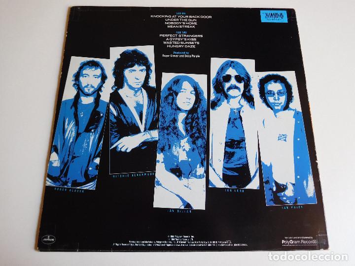 Discos de vinilo: Deep Purple. LP. Perfect Strangers. USA Mercury 1984 - Foto 2 - 86744896