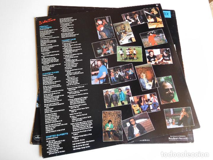 Discos de vinilo: Deep Purple. LP. Perfect Strangers. USA Mercury 1984 - Foto 4 - 86744896