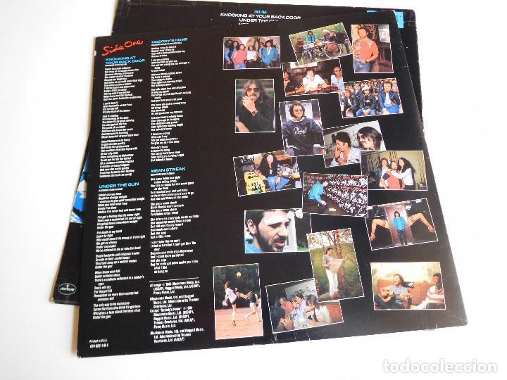 Discos de vinilo: Deep Purple. LP. Perfect Strangers. USA Mercury 1984 - Foto 5 - 86744896