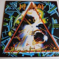 Discos de vinilo: DEF LEPPARD. LP. HYSTERIA. BILDGEON RIFFOLA 1987. Lote 86750720