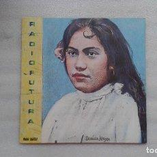 Discos de vinilo: RADIO FUTURA - SEMILLA NEGRA MAXI SINGLE 1984 . Lote 86756588