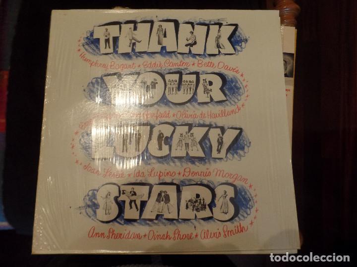 THANK YOUR LUCKY STARS (Música - Discos - LP Vinilo - Bandas Sonoras y Música de Actores )