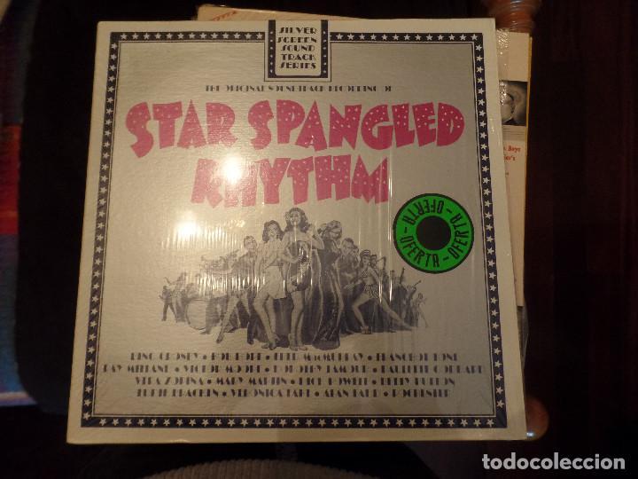 STAR SPANGLED RHYTHM (Música - Discos - LP Vinilo - Bandas Sonoras y Música de Actores )