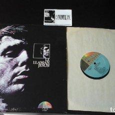 Discos de vinilo: ? RAPHAEL - LE LLAMAN JESÚS LP PARNASO RECORDS . EDICIÓN USA. Lote 86793164