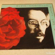 Discos de vinilo: ELVIS COSTELLO ( MIGHTY LIKE A ROSE ) 1991-GERMANY LP33 WARNER BROS RECORDS. Lote 86803908